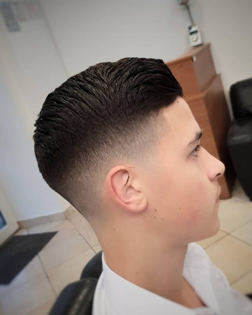 The 22 Best Hairstyles For Teenage Boys 2019 Trends