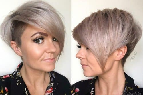 2019 S Best Short Hairstyles Haircuts Hair Ideas