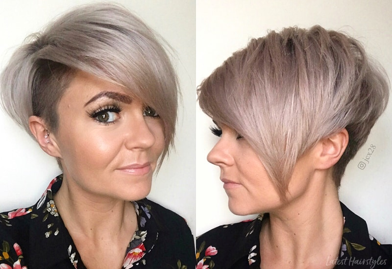 42 Sexiest Short Hairstyles For Women Over 40 In 2021