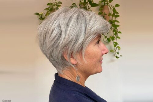 Pictures of short hairstyles for women over 50 with fine hair