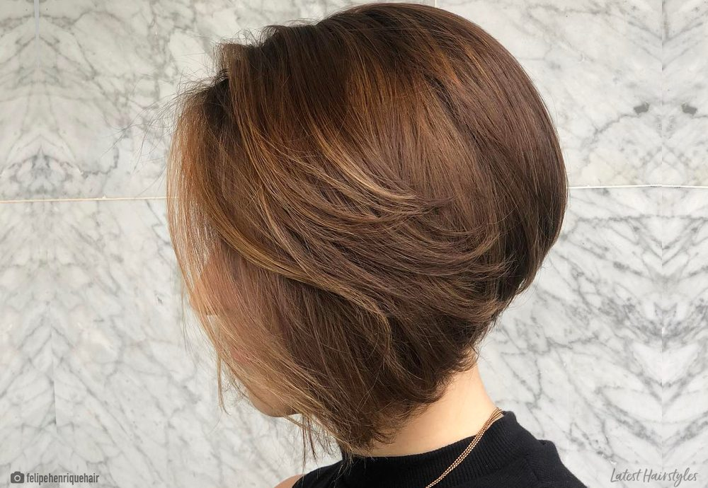 Top 15 Short Inverted Bob Haircuts Trending In 2020