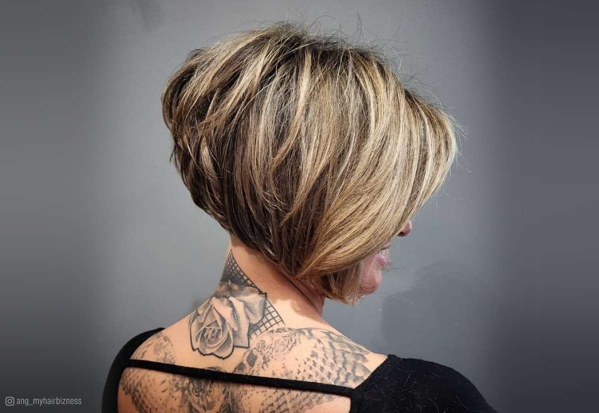 Top 15 Short Inverted Bob Haircuts Trending In 2021