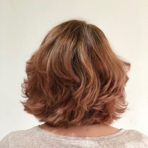 55 Cute Haircuts for Thick Hair for Any Length in 2020