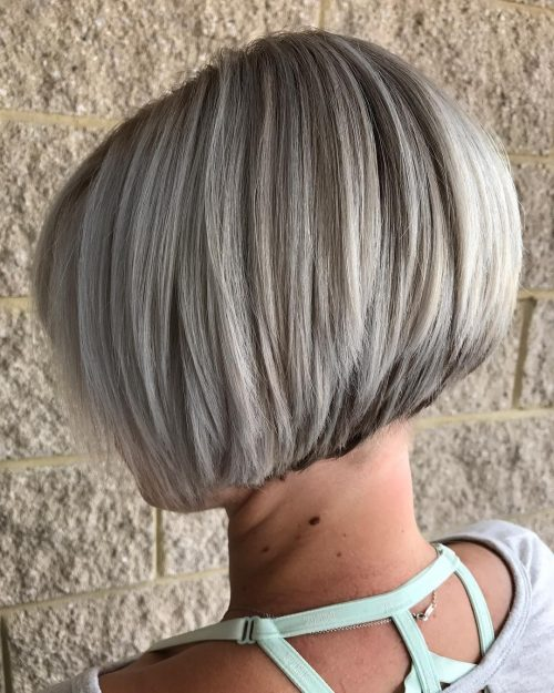 27 Cute Stacked Bob Haircuts Trending In 2020