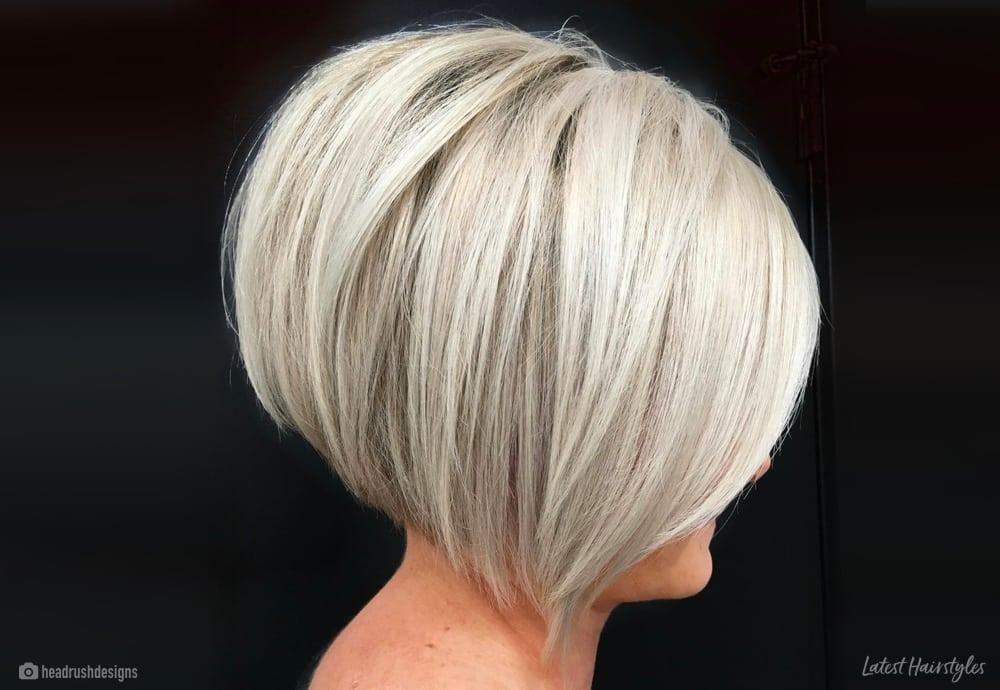 15 Hottest Short Stacked Bob Haircuts