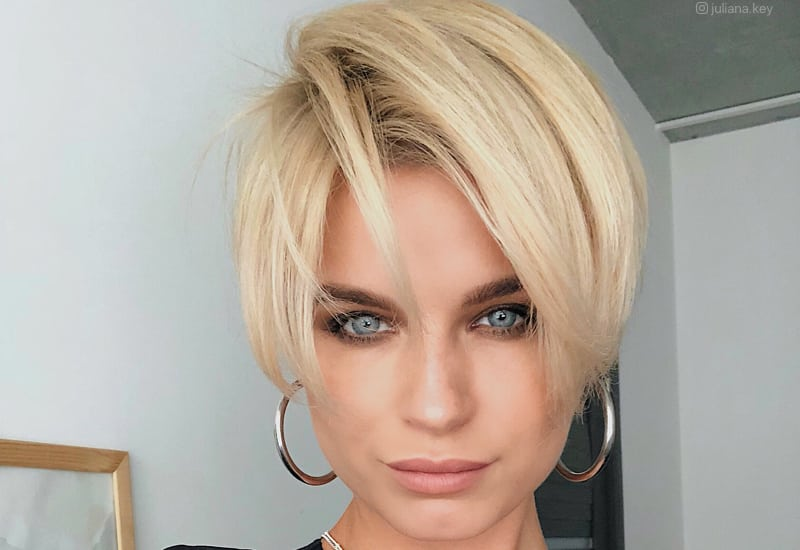35 Short Straight Hairstyles Trending Right Now In 2019
