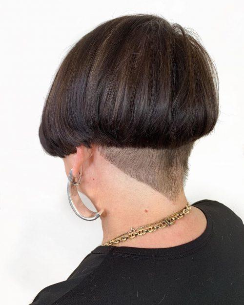 16 Flattering Undercut Bob Haircuts To Consider This Year