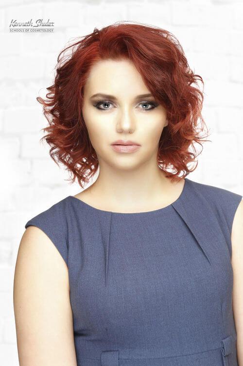 short-wavy-bright-red-hair