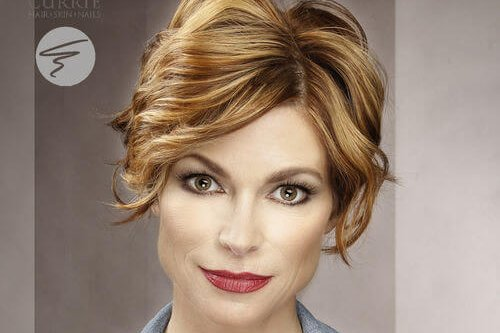 Hairstyles Short Hair 15 chic short haircuts blonde short straight hair Short Hairstyles For Older Women