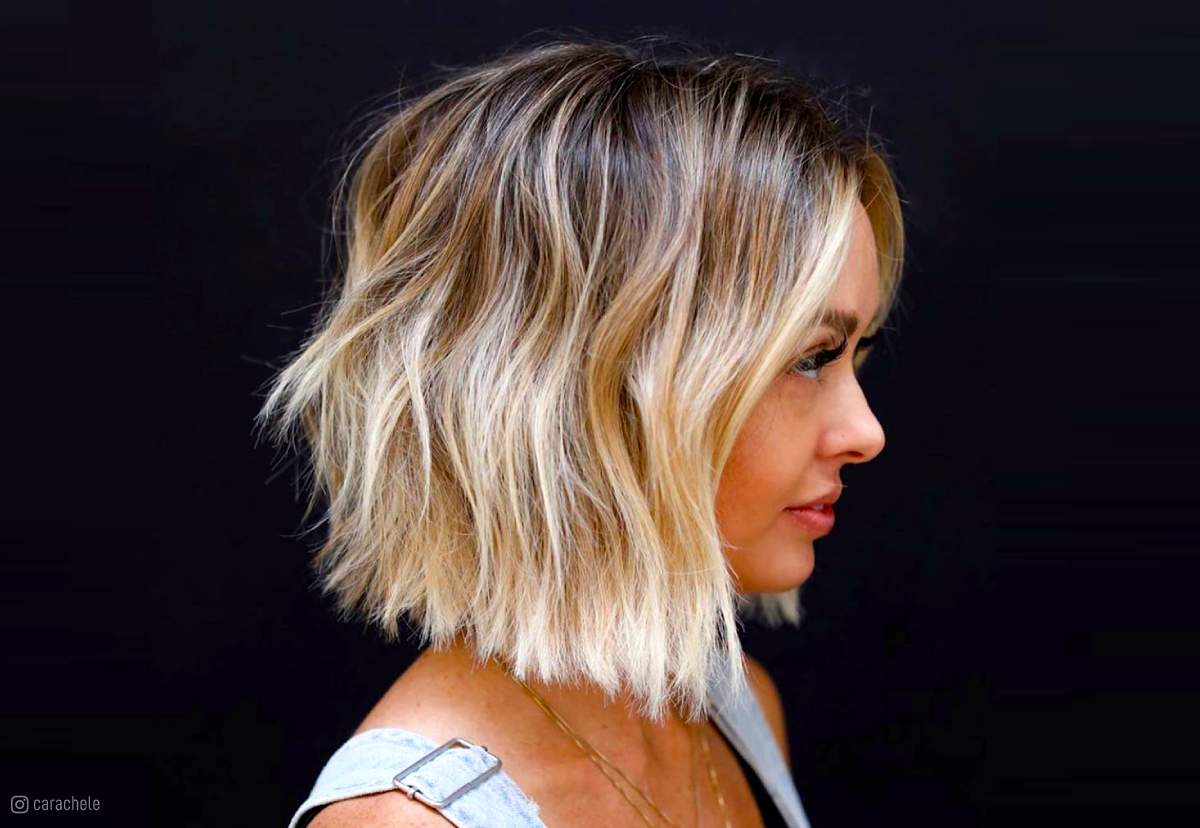 21 Of The Lovliest Short Wavy Hairstyles Trending Right Now