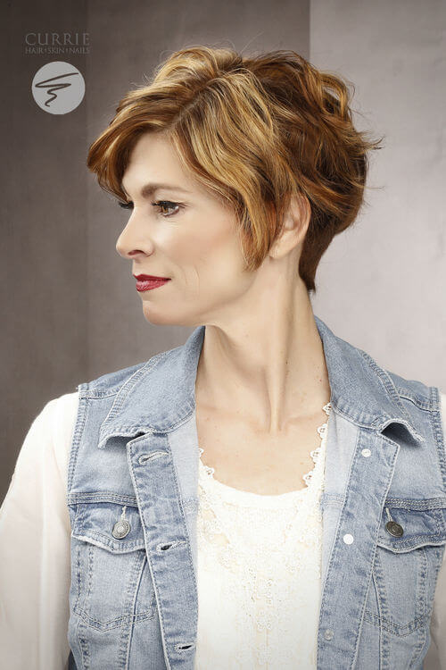 30 Absolutely Perfect Short Hairstyles for Older Women