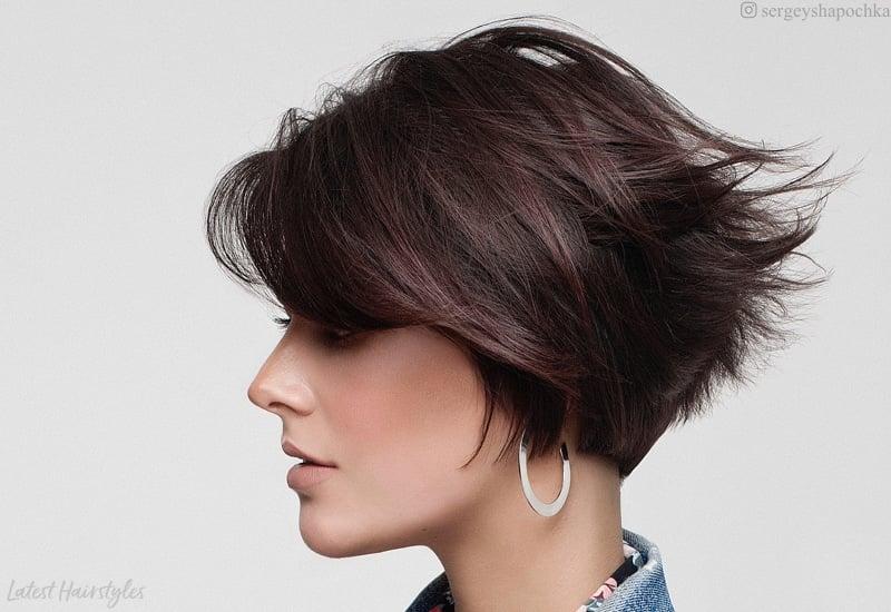 Top 17 Wedge Haircut Ideas for Short \u0026 Thin Hair in 2019