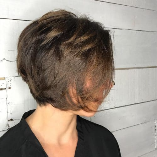 Short and Chic hairstyle