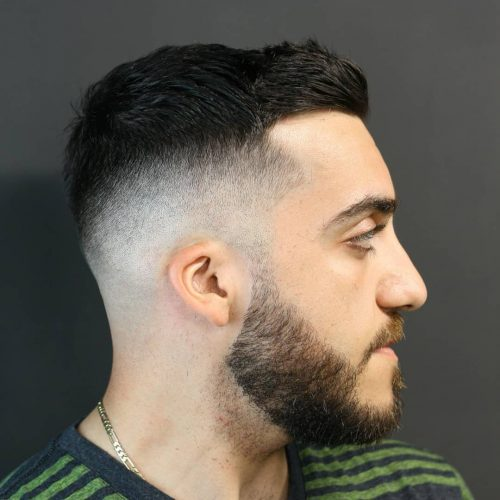 Excellent 19 Short Fade Haircuts The Best Looks For Men In 2020 Schematic Wiring Diagrams Amerangerunnerswayorg