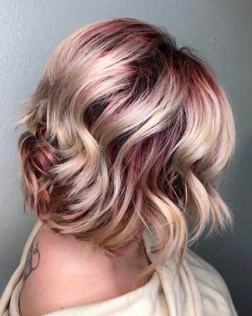 19 Best Red And Blonde Hair Color Ideas Of 2019