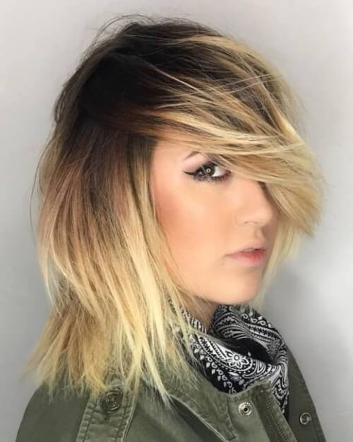 hair styling for with medium length hair top 27 shoulder length hairstyles to try in 2017 3598