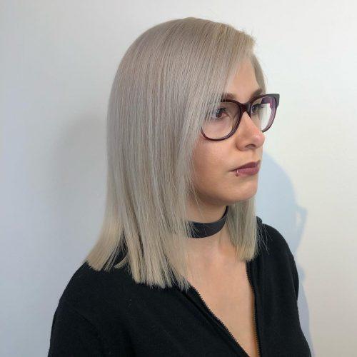 Medium Length Blunt Haircuts For Women 102
