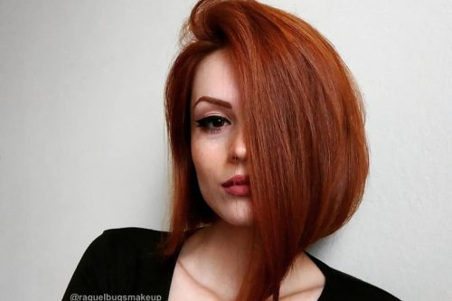 Shoulder length long bob hairstyles
