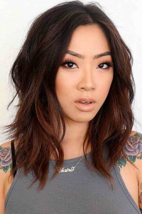 Mid Lenght Hair Styles 30 Top Shoulder Length Hair Ideas To Try Updated For 2018