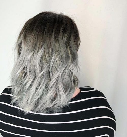 38 Incredible Silver Hair Color Ideas In 2018