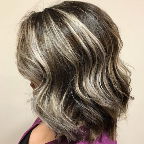 39 Stunning Brown Hair With Highlights For 2020