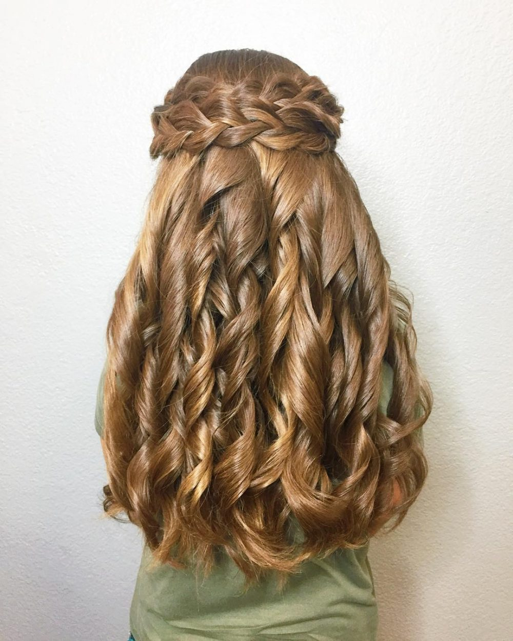 12 Cute Prom Hairstyles for 12   Updos, Braids, Half Ups & Down Dos
