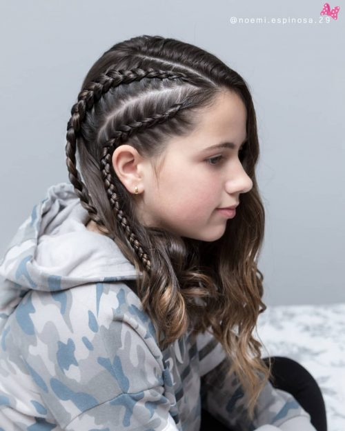 24 Cute And Easy Hairstyles For School That Anyone Can Do