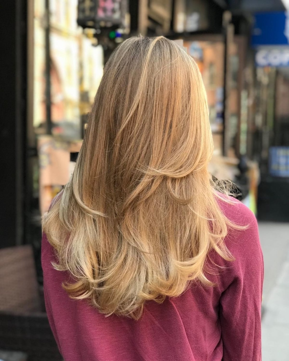 9 Volumizing Haircuts for Thin Long Hair Before & After Makeovers
