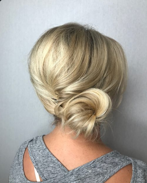 Picture of a simple low side bun