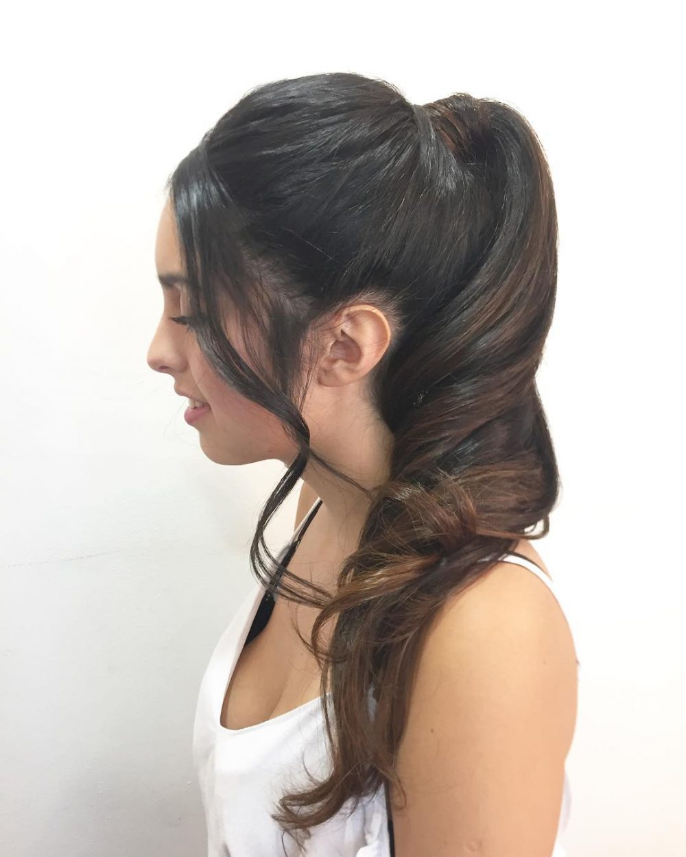 easy style hair homecoming hairstyles for hair easy hairstyles 5063