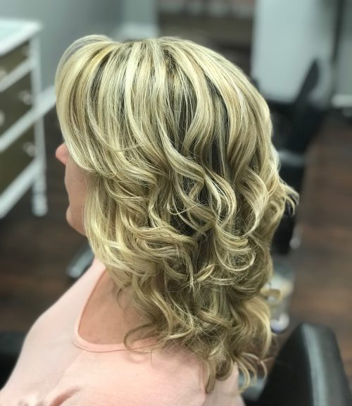 Mother Of The Bride Hairstyles 24 Elegant Looks For 2018
