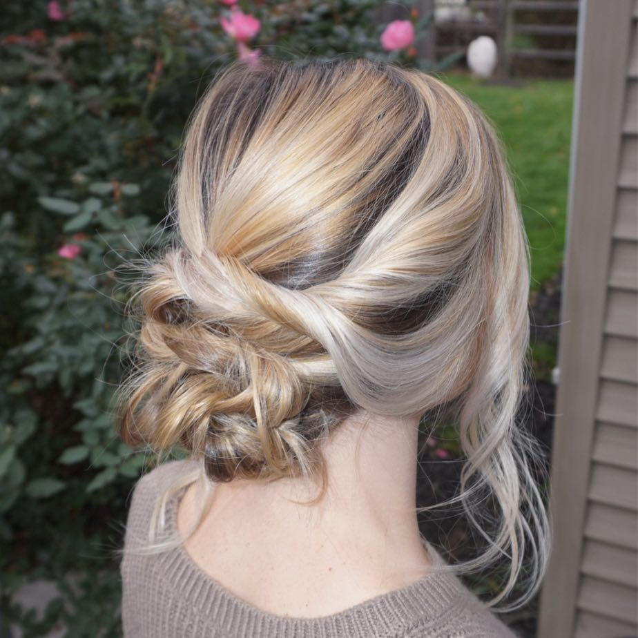 simple styles for hair 28 easy prom hairstyles to try 7050