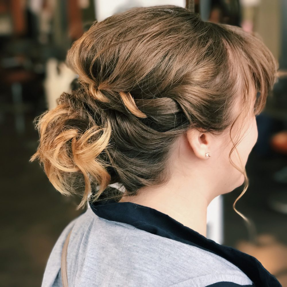 Simply Elegant hairstyle