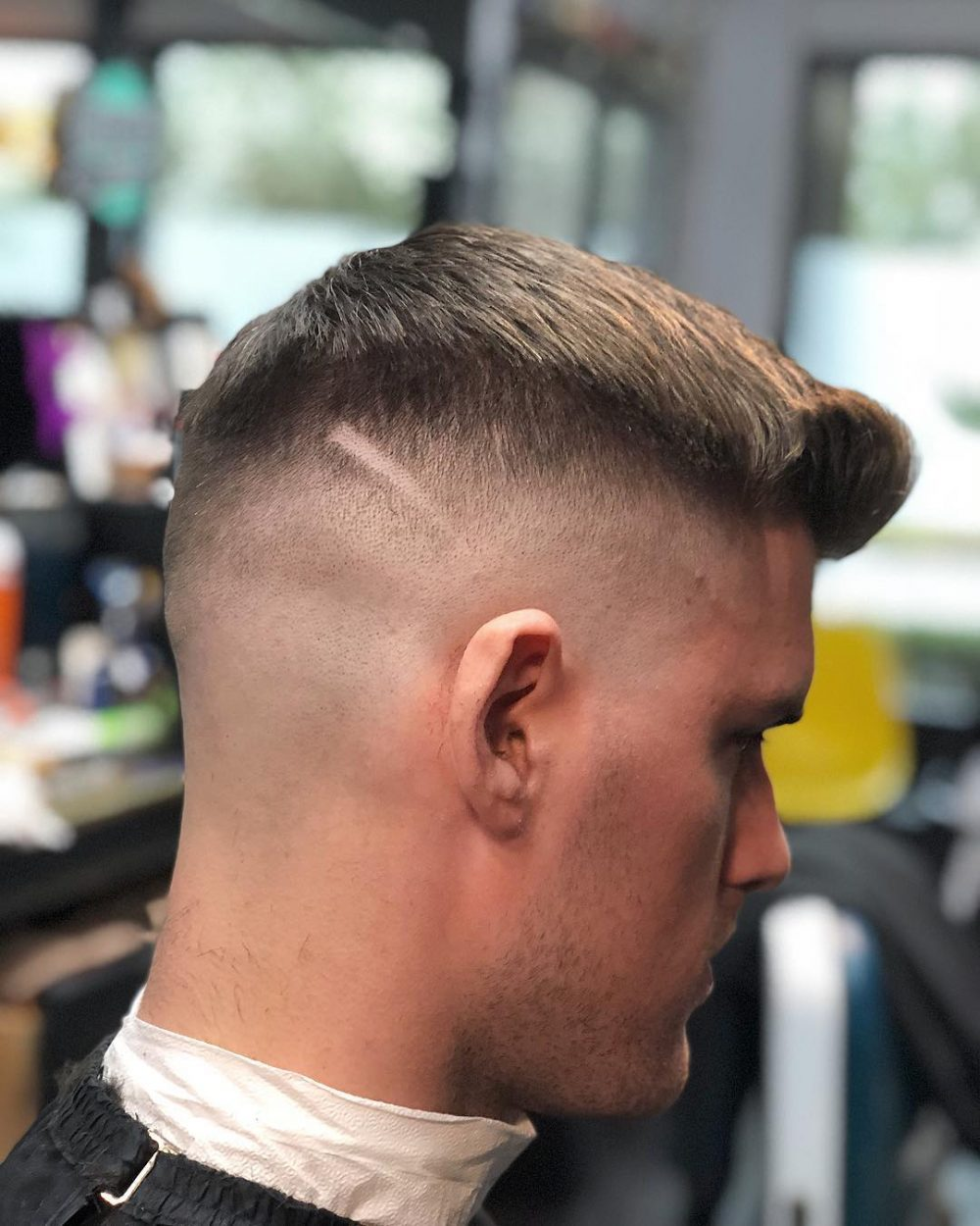 15 Best Taper Fade Haircuts for Men in 2018: Bald, High ...