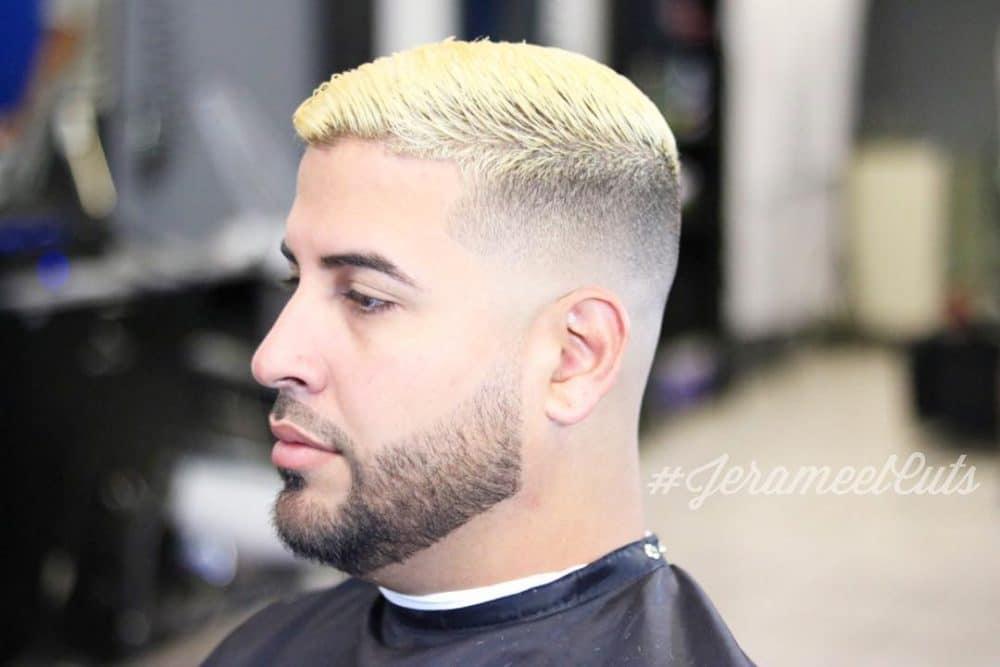 Skin Tight Fade hairstyle