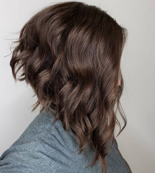 Sleek Inverted Bob