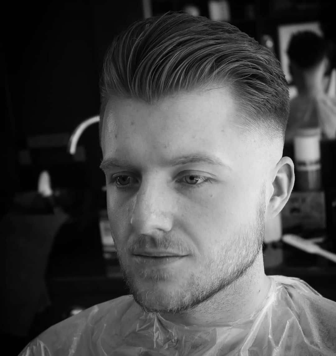 Corte de pelo de alto volumen