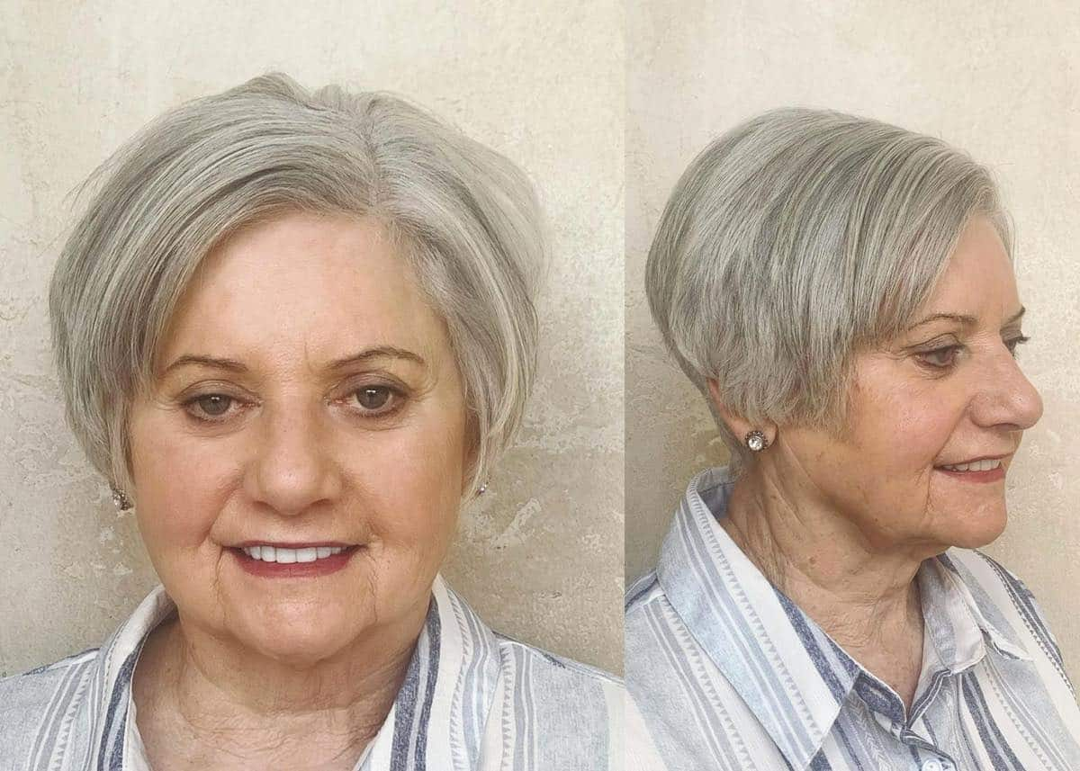 Year woman 60 young old What should