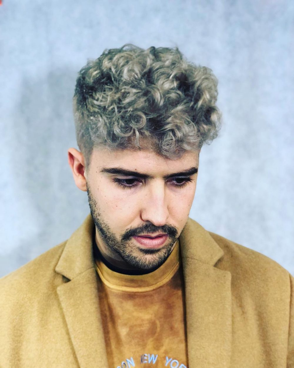 29 Coolest Men S Hair Color Ideas In 2019