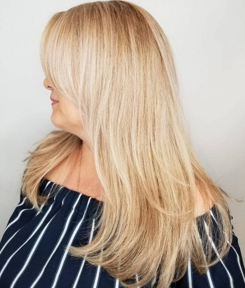 Smooth Layers hairstyle
