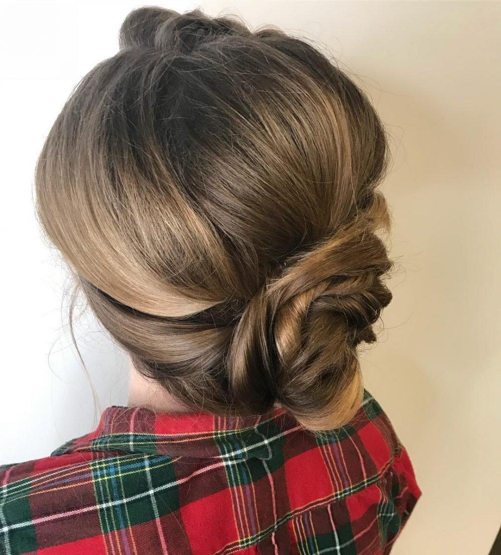 Soft & Feminine hairstyle