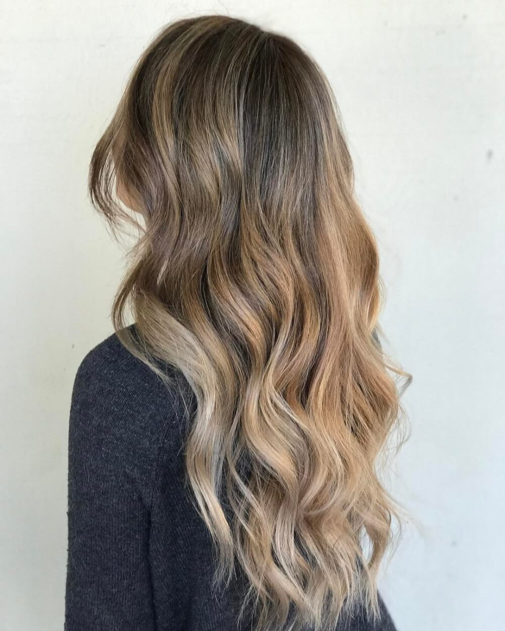 Soft Babylights hairstyle