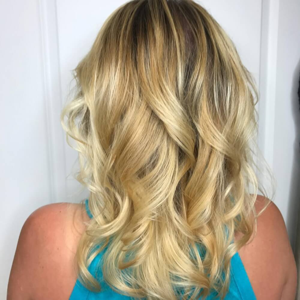 Soft Curls hairstyle