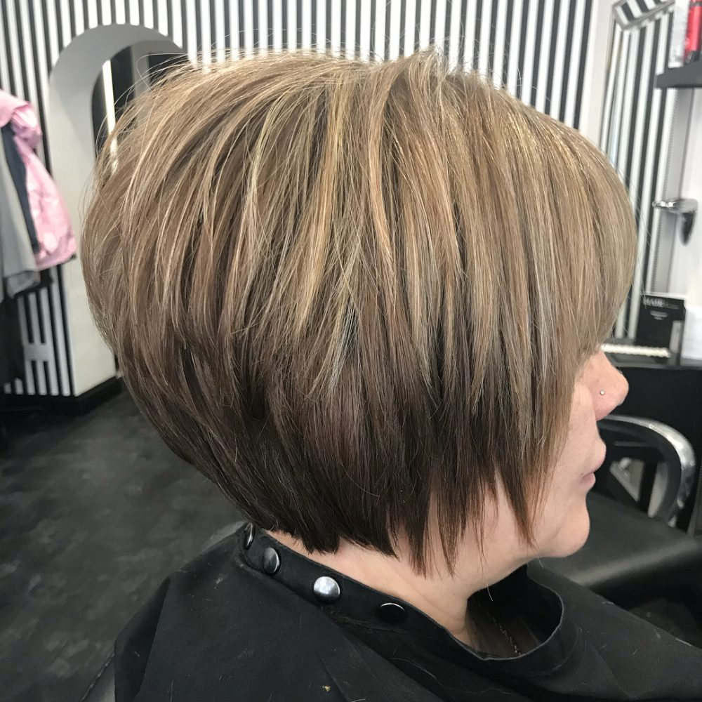 Soft Graduation hairstyle