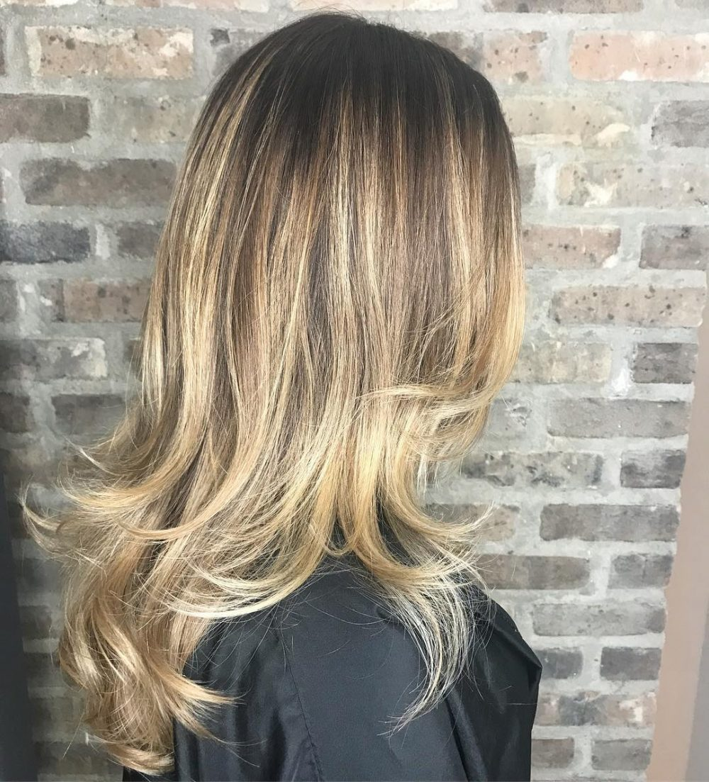Soft Long Layers hairstyle