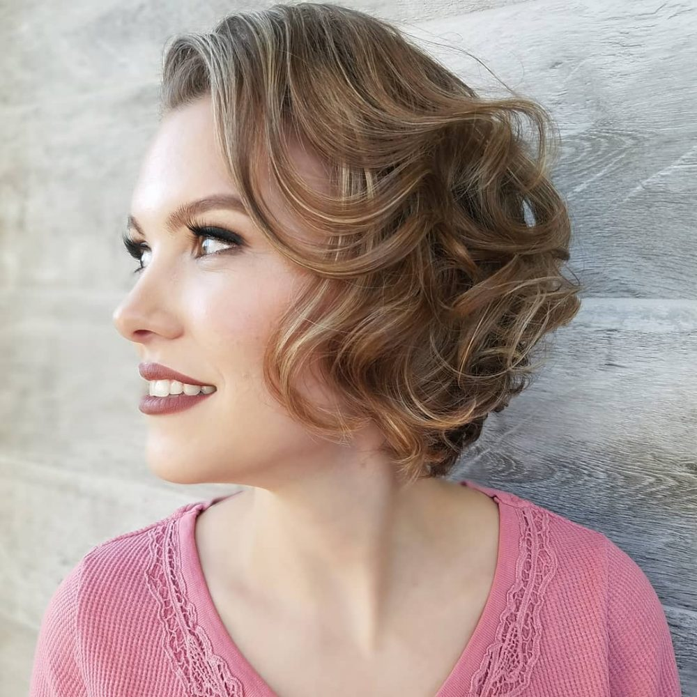 Soft Placement hairstyle