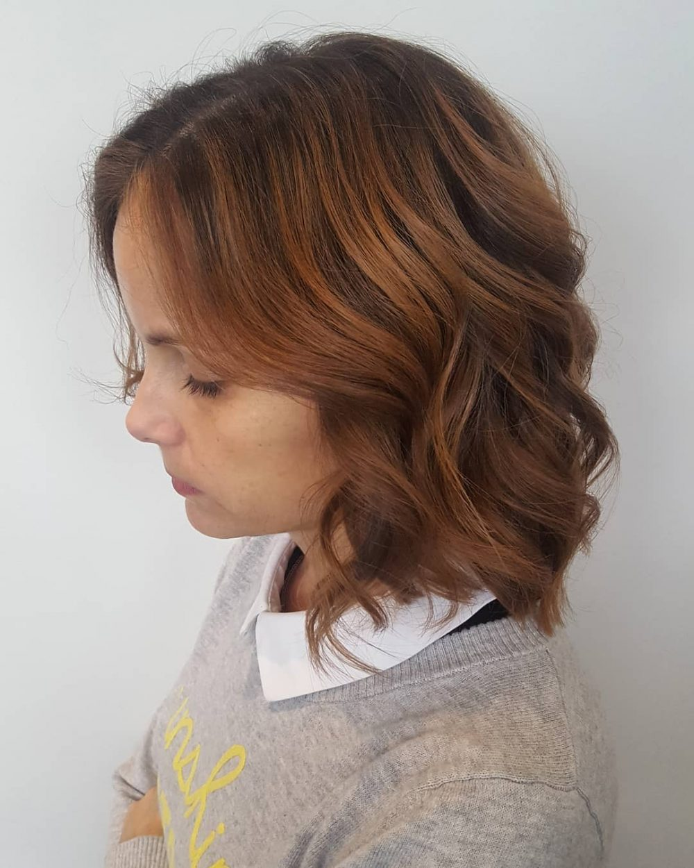 Soft Waves hairstyle