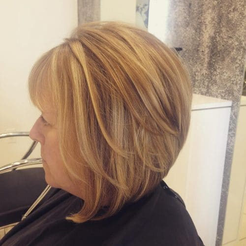 Soft A-Line Bob hairstyle