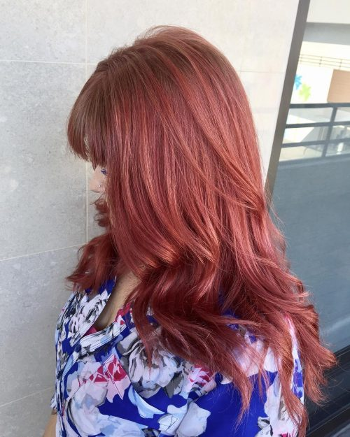 Soft Glow hairstyle