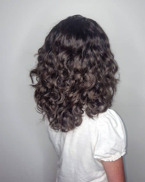 Softer Waves hairstyle